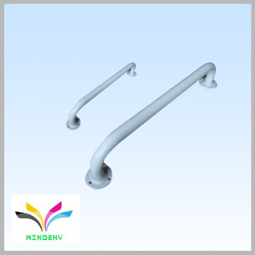 Portable White indoor hanging metal wall handrail