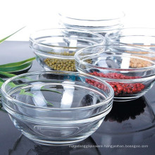 High Quality Clear Glass Mixing Bowl Glass Ware Kb-Hn0226