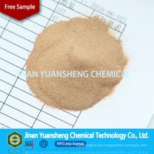 Super Plasticizer Snf Dispersant para colorante