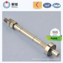 Eje de impulsión de la precisión del acero de carbono del proveedor de China