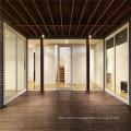 Aluminum Sliding Doors Aluminum Casement Sliding French Tempered Laminated Double Triple Glazed Door