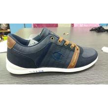 Homens boa venda mais recente calçados casuais esporte lazer sapatos (ff426-4)
