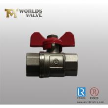 Brass Mini Ball Valve Made in China