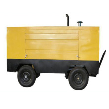 China CVFY-12/7 piston air compressor with diesel engine
