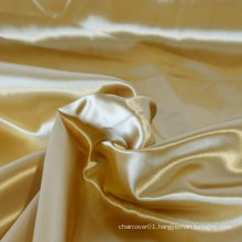 """Protex Size 60""""X10yds Champagne Color Satin Fabric Supplier"""