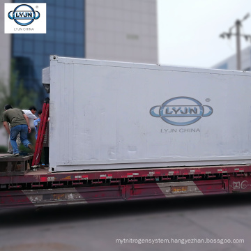 Tianjin LYJN 40 Feet Cold Room Freezer Containers For Sale