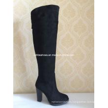 OEM Comfort Elegant High Heels Women Winter Boots