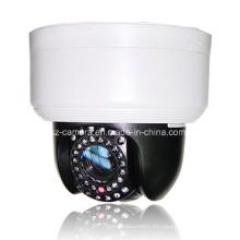 Cámara domo de alta velocidad PTZ de 10X con zoom CCTV IR