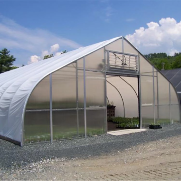 Large size multi-span arch plastic film Greenhouse tomato greenhouse