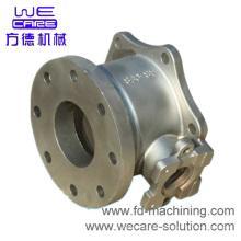Precisión de encargo de aluminio de torneado CNC de mecanizado de piezas