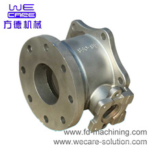 Ductile Iron Shell Mold Sand Casting for Valve Body