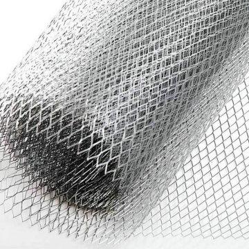 Malla de metal expandido de orificio pequeño