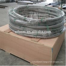 The Best Price Titanium Coiled Tube and High Quality Titanium Pipe