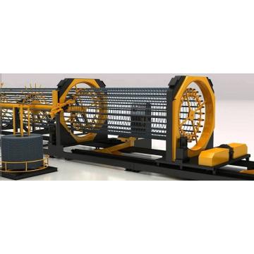 Machine de soudage à cage haute vitesse