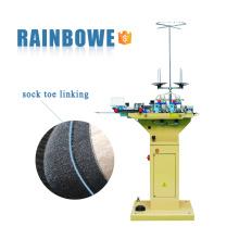 QY-181 Calcetines rectos para coser puntadas de los pies