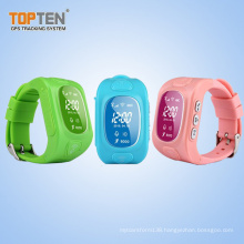 GPS Mini Personal Tracker with Sos, Geofence, Anti-Drop Alarm, Call (WT50-ER)