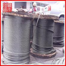 Vente en gros de câbles en acier inoxydable (fabrication)