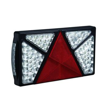 Emark 10-30V LED Coda combinata per rimorchio