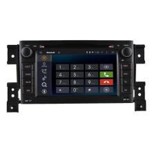 Áudio de carro para Suzuki Grand Vitara Sistema Android GPS Player