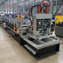 purlin de aço forma automática c formando máquinas