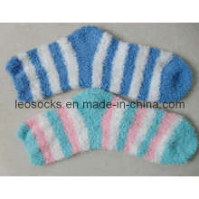 Comfortable Microfiber Sock for Home Using