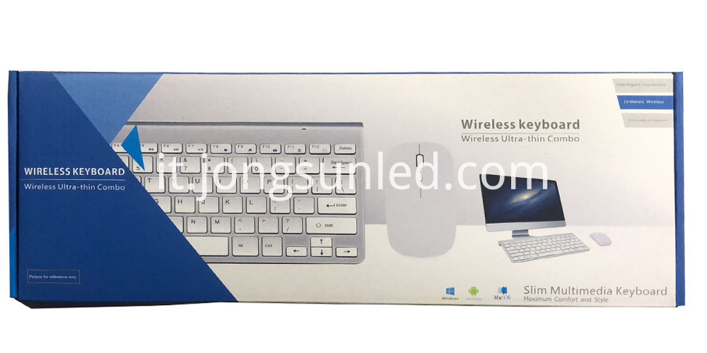 Key Board And Mouse S 1