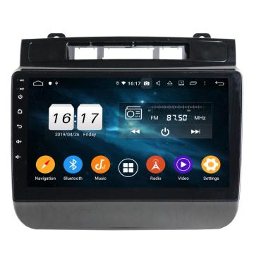 ANDROID CAR PLAYER для VW Touareg 2011-2017