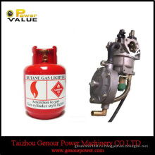 Газовый карбюратор для OHV Двигатель генератор двигателя природного газа карбюратор