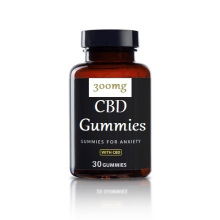 Private Label 10mg CBD gummy Bear Vegan CBD gummies - 30Ct