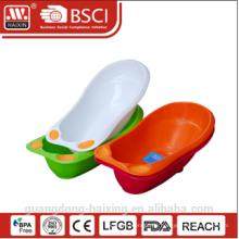 Beliebte Kunststoff Baby-Badewanne