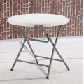 Outdoor Indoor Banquet Catering Dining Picnic Barbecue Camping HDPE Plastic Table (HQ-Y80)