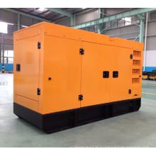 В Запасе 40kw 50kVA Китай Двигатель Тихий дизельный генератор (GDY50 * S)
