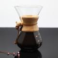 Manual Drip Glass Coffee Maker