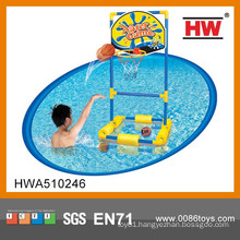 Hot Selling 2 in 1 Swimming Pool Basketball Game Water Sport