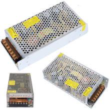 10 W 20 W 25 W 50 W 100 W 200 W 300 W DC 5 V-12 V-24 V Commutateur Alimentation Adaptateur Conducteur D'alimentation pour LED Bande Lumière avec prix usine