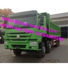 Caminhão basculante Sinotruck HOWO7 8x4