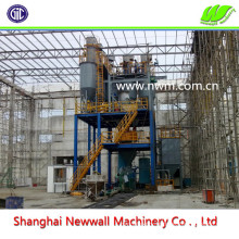 20tph Series Type Full Automatic Premix Dry Mortar Mix Plant