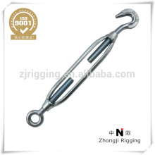Metallverschlüsse Kettenverbindungshaken hergestellt in China supplierJIS Rahmentyp Spannschlösser