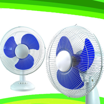 12 Inches DC Table Fan Solar Fan (FT-30DC-B) 1