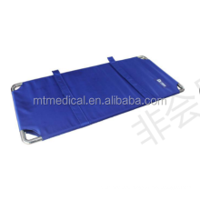High Quality Blue Vet stainless steel stretcher for Pet clinic