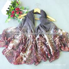 lenço de pingente de chave de metal 2013 nova moda poliéster