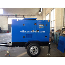 21.3KVA four Wheels Trailer diesel generator