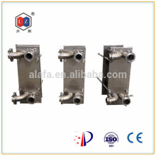 heat exchange equipment in Medicine industry