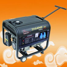 2000W gerador de gasolina WH2600-K