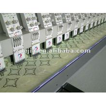 LJ-628 Computerized Flat Embroidery Machine High Speed
