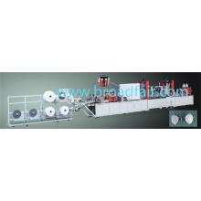 Respirateur plat pliable (N95) Auto-Line (BF-25)