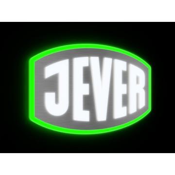 Jever 3D metal logo sign