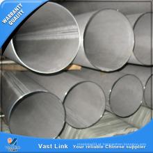 Tubulação de aço inoxidável ASTM 316