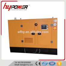 Weifang générateur diesel insonorisant 20kw