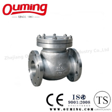ANSI Standard Stainless Steel Flanged Check Valve